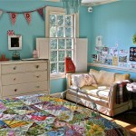 organizing a childs room