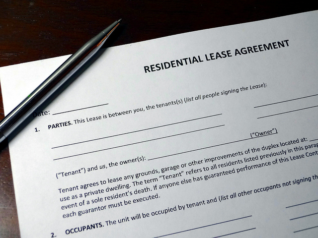 Movearoo'S Easy Guide To Leasing A House Or Apartment : Movearoo